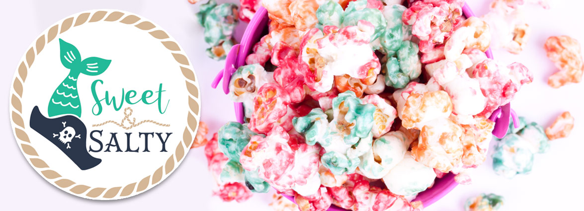 Sweet and Salty Popcorn & Shaved Ice