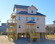 Totally Remodeled 4 Bedroom Cottage In Buxton - Lighthouse View Oceanfront Lodging