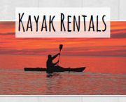 Take a Kayak Cruise on Your Own Time - Hatteras Island Boardsports