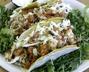 A. C. C.'s Famous Fish Tacos - Atlantic Coast Café