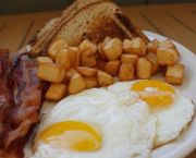 Hearty Breakfast Plate - Atlantic Coast Café