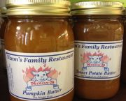 Pumpkin Butter & Sweet Potato Butter - Burrus Market