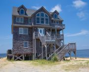 6 Bedrooms, 5.5 Baths, Soundfront W/great Views! - Seaside Vacations