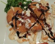 Fried Green Tomatoes - Rusty's Surf and Turf Restaurant on Hatteras Island