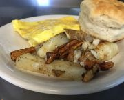 Best Breakfast in Hatteras - Sonny's Restaurant on the Hatteras Waterfront