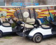 Golf Cart Rentals - Island Cruisers