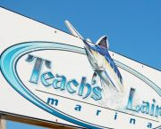 Stock up at the Marina Store - Teach's Lair Marina at Hatteras Landing