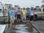 Reliance Hatteras Fishing Charters, Wahoo!!!