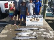 Bite Me Sportfishing Charters, Slow fishin, but we had a large time!