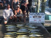Bite Me Sportfishing Charters, Dolphins and Tuna