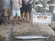 Bite Me Sportfishing Charters, No Rain! No Lightning Wahoo Tuna