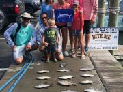 Bite Me Sportfishing Charters, Pretty Day with a Great Crew