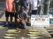 Bite Me Sportfishing Charters, Couple of Wahoo and a few Dolphin