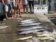 Bite Me Sportfishing Charters, Pretty Day Good Fishing!
