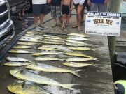 Bite Me Sportfishing Charters, Family and Friends!