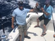 Bite Me Sportfishing Charters, Looking for a big bite