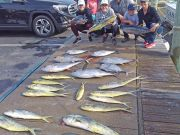 Tuna Duck Sportfishing, Mahi and Tuna