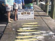 Bite Me Sportfishing Charters, New Friends
