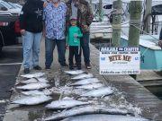 Bite Me Sportfishing Charters, Fat Wahoos and blackfins