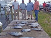 Tuna Duck Sportfishing, Tuna and Wahoo