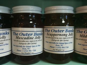 Island Spice & Wine, OUTER BANKS JELLY
