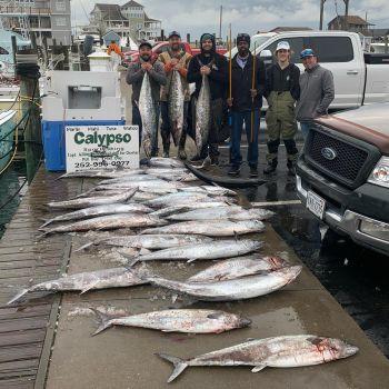 Calypso Sportfishing Charters, Big Fish Biting