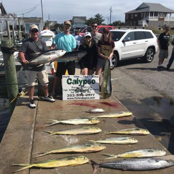 Calypso Sportfishing Charters, May 10th