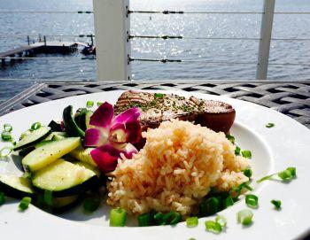 Good Winds Restaurant, Ribeye Steak