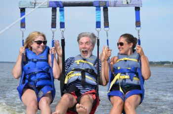 Win a Free Parasail Flight + Photo Package!
