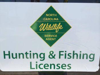 Breeze Thru Avon, Hunting & Fishing Licenses