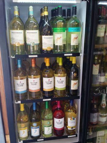 Breeze Thru Avon, Wine
