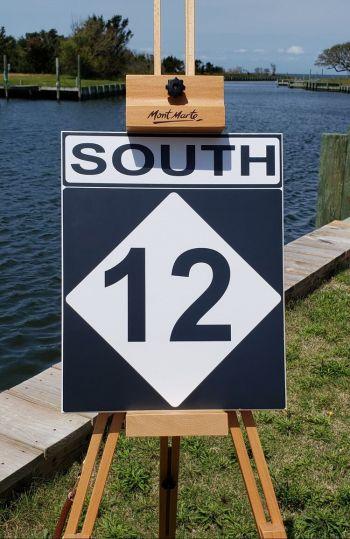 Scotch Bonnet Fudge & Gifts, 12 South Sign