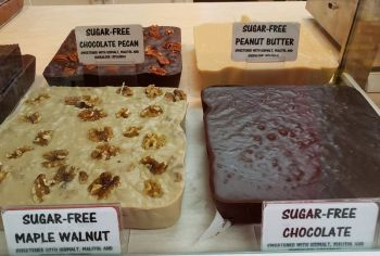 Scotch Bonnet Fudge & Gifts, Sugar Free Fudge