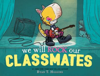 Buxton Village Books, We Will Rock Our Classmates