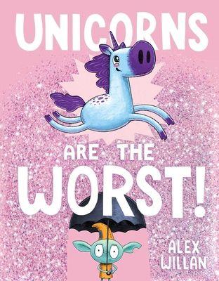 Buxton Village Books, Unicorns are the Worst