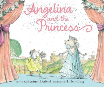 Buxton Village Books, ANGELINA AND THE PRINCESS