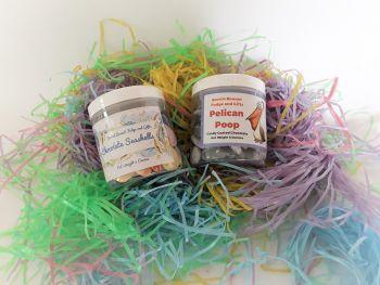 Scotch Bonnet Fudge & Gifts, Chocolate Candies - Sea Shells / Pelican Poop