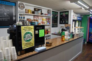 Dillon's Corner, Coffee Bar