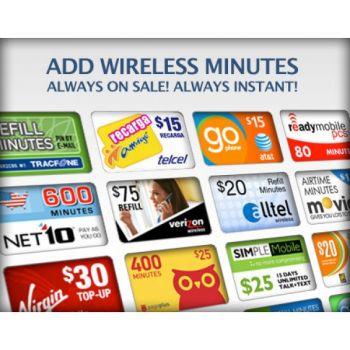 Breeze Thru Avon, Prepaid Cell Phone Minutes