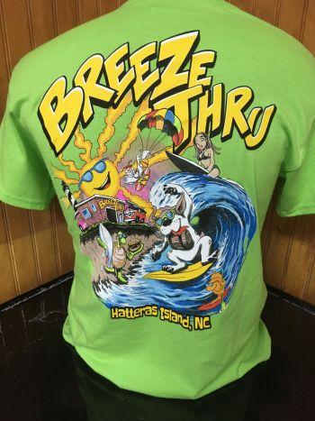 Breeze Thru Avon, Watersports Dog