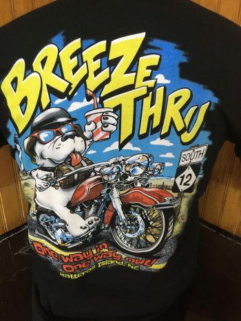 Breeze Thru Avon, One Way In Tee