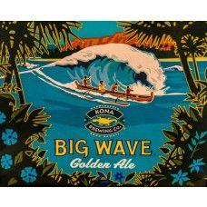Breeze Thru Avon, Kona Big Wave