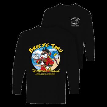Breeze Thru Avon, Long Sleeve Graphic T-Shirt