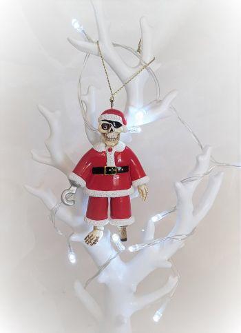 Scotch Bonnet Fudge & Gifts, Pirate Santa Ornament