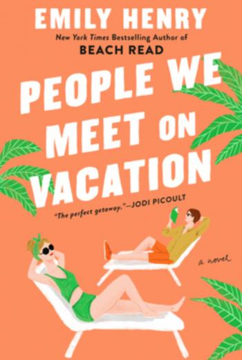 Buxton Village Books, People We Meet On Vacation
