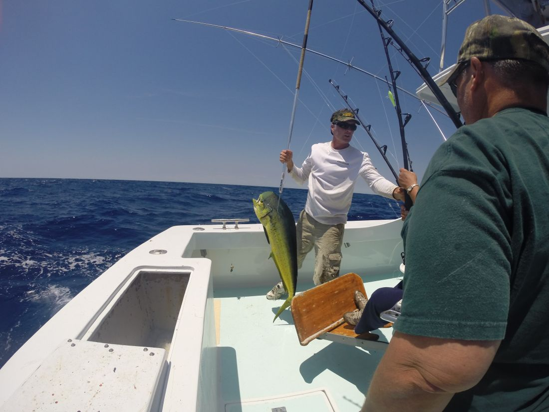 Reliance hatteras fishing charters outer banks nc for Hatteras fishing charters