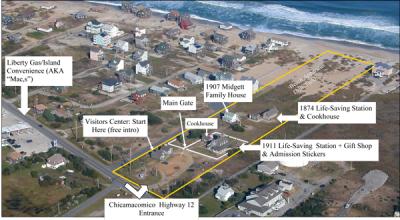 Chicamacomico Life-Saving Station