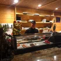 Diamond Shoals Restaurant, Sushi