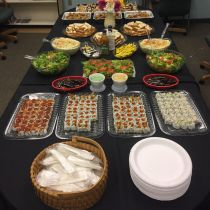 Diamond Shoals Restaurant, Catering