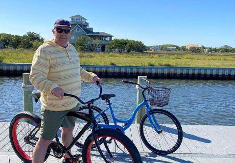 Slash Creek Outfitters, Bike Rentals